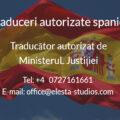 traduceri autorizate spaniola